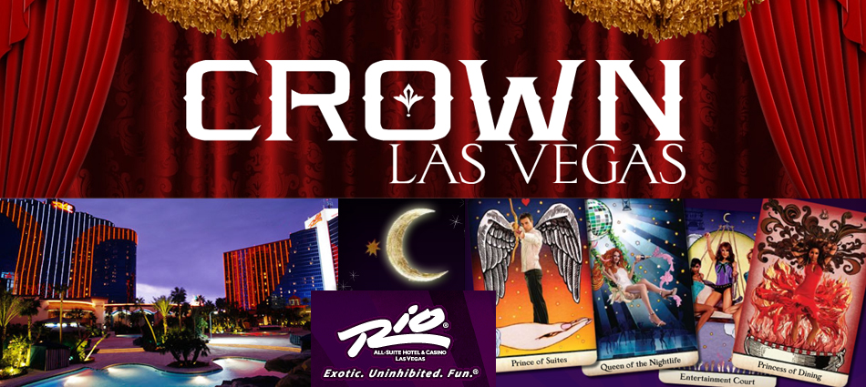 "Lucha Las Vegas to call The Crown Nightclub at The Rio ""All-Suites"" Hotel & Casino ""Home"""
